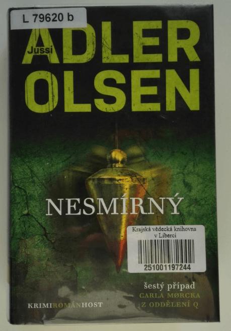 Jussi Adler Olsen - Nesmírný