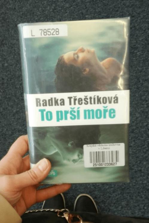 Radka Třeštíková - To prší moře