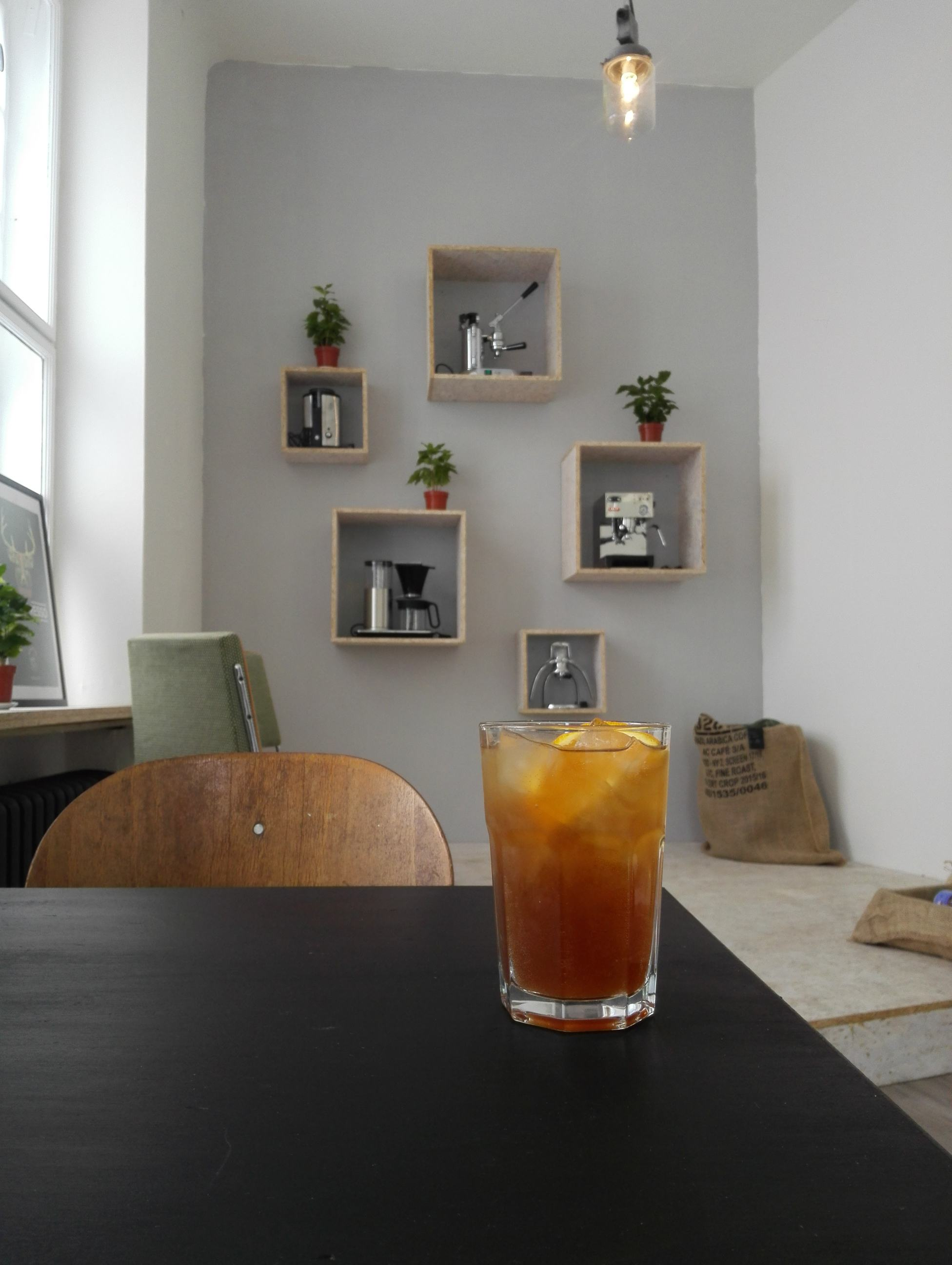 Cascara Tonic
