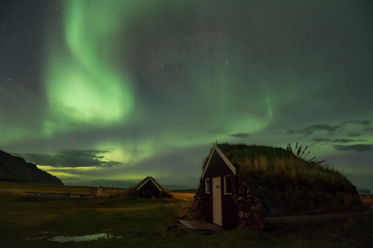 aurora - Grettislaug