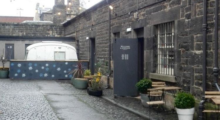 Willilams & Johnson - Edinburgh