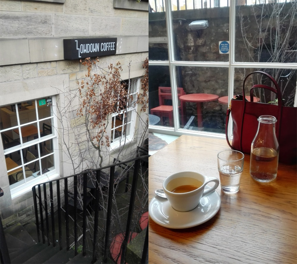 Lowdown Coffee Edinburgh