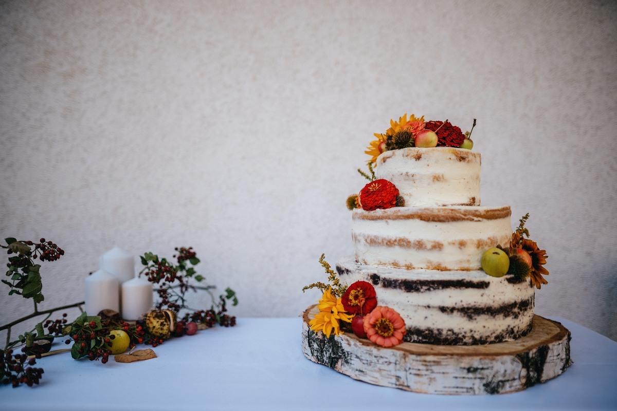 Nejlepší svatební dort