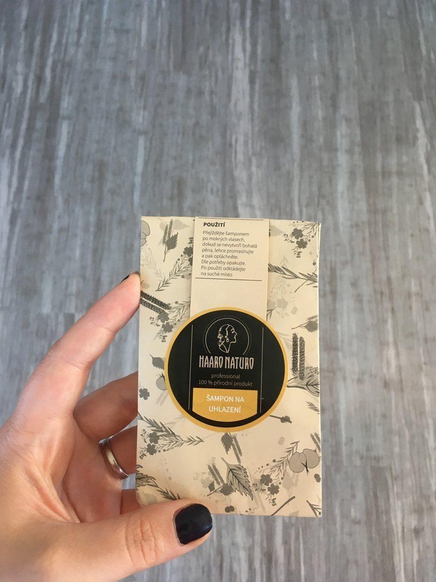 Nejoblíbenější šampon - Haaro Naturo